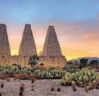 """Leyenda del Ex pueblo fantasma """"Mineral de Pozos Guanajuato"""" 96"""