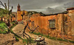 4 escalofriantes pueblos fantasma de México 4