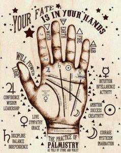 Quiromancia, Que significan las líneas de las manos 3