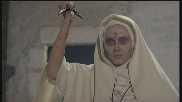 El convento de las monjas 195