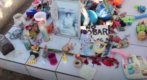 La tumba del niño Carlitos 2