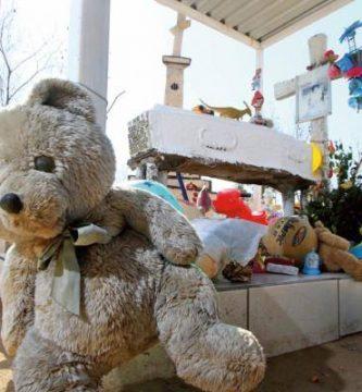 La tumba del niño Carlitos 176