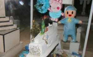 La tumba del niño Carlitos 3