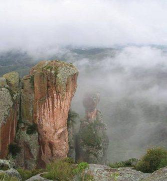 Leyenda: El Cerro de la Bufa 86