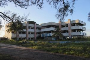 La planchada del hospital Naturista 6
