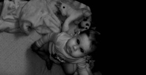 15 espeluznantes fotografías capturadas desde monitores de bebés 7