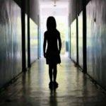 La niña fantasma de protección civil 9