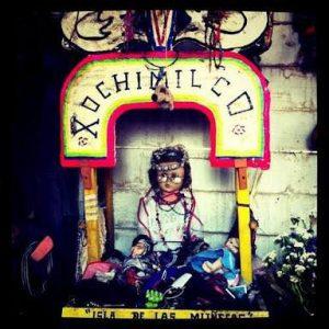Leyenda de la Isla de las Muñecas Xochimilco 6
