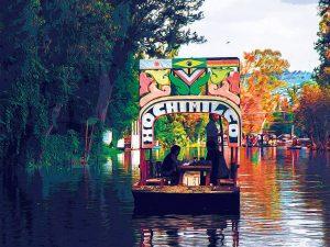 Leyenda de la Isla de las Muñecas Xochimilco 7