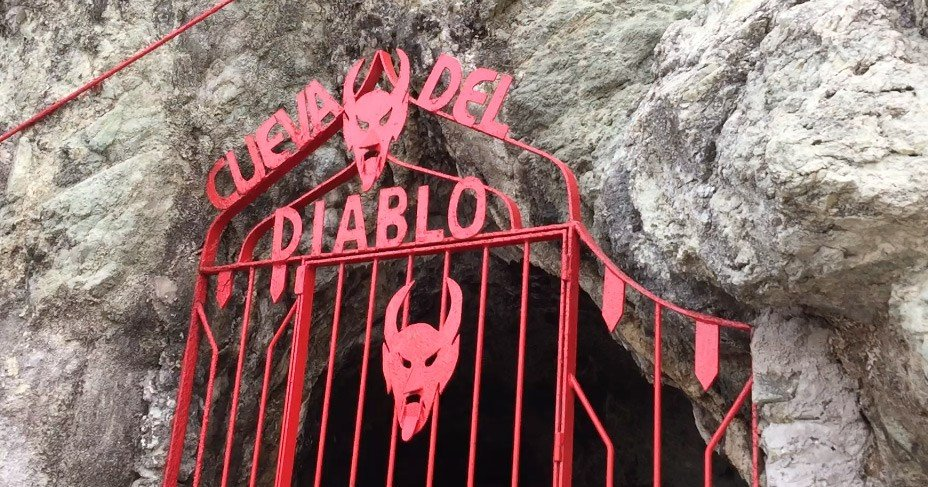 La cueva del diablo en Mazatlán 1