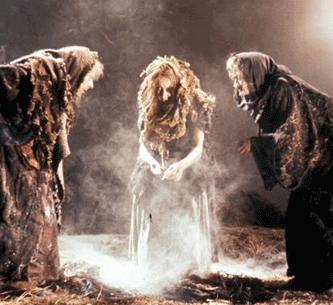 """Brujas en Monterrey del pueblo """"La Petaca"""" Linares 143"""