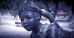 """La niña fantasma del parque """"Los Viveros"""" 5"""
