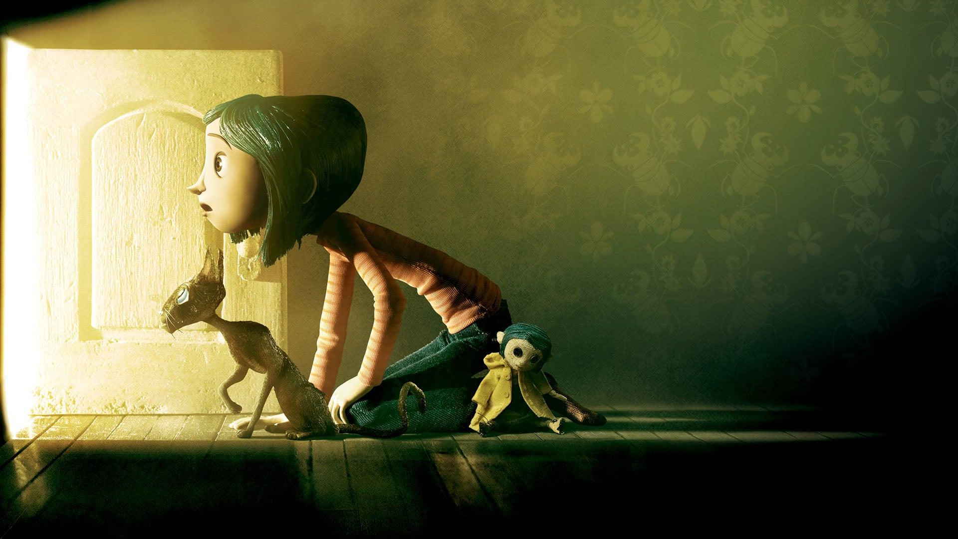 """""""Coraline"""" Inspirada en un cuento popular más espeluznante que la película 2"""