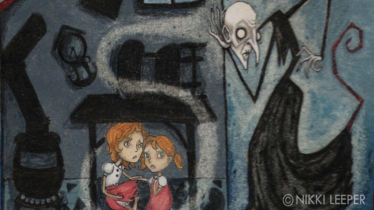 """""""Coraline"""" Inspirada en un cuento popular más espeluznante que la película 7"""