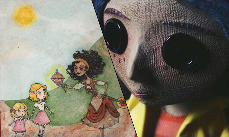 """""""Coraline"""" fue inspirada en un cuento popular que es incluso más espeluznante que la película 1"""