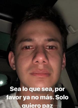 """El aterrador caso de """"Carlos Name"""" su historia 36"""