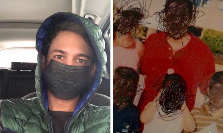 """El aterrador caso de """"Carlos Name"""" su historia 18"""