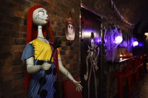 The Nightamre Before Christmas Bar Restarante El Extraño Mundo De Jack 2