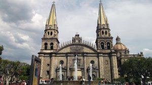 Santa Incoencia Leyenda De La Catedral De Guadalajara México 3